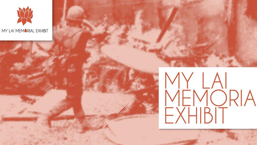 My Lai Memorial Exhibit 2018 Portland, Maine