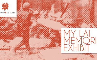 My Lai Memorial Exhibit 2018 Portland, Maine