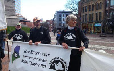 Veterans Day 2016, Portland, Maine