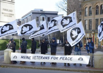 Veterans Day 2017 Portland, Maine