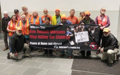 Veterans For Peace Maine say: Ban assault weapons