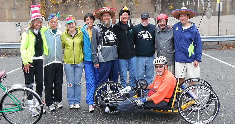 Hike and Bike 2012 – Maine VFP Fundraiser for MaineShare