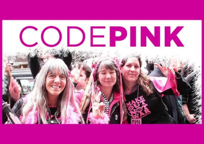 CodePink: Women for Peace
