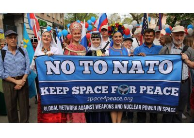 Global Network Against Weapons & Nuclear Power in Space