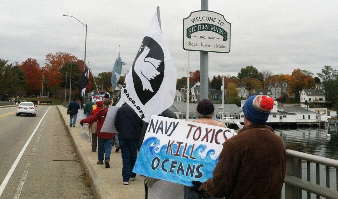 Maine Walk for Peace 2015