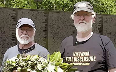 Letters to the Wall; Memorial Day 2015