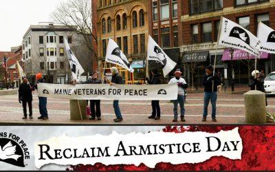 Armistice Day Parade, Portland 2019