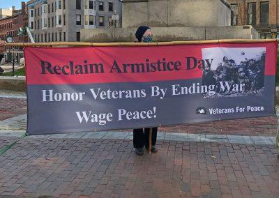Armistice Day, Portland 2020